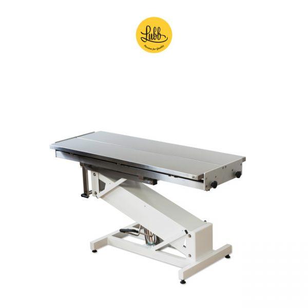 Table de chirurgie hydraulique avec structure en Z laquée et plateau en V - 2