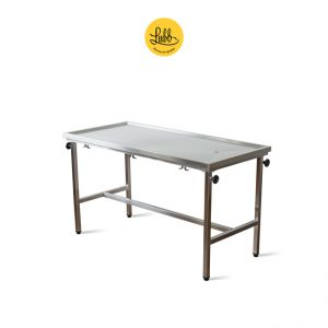 Table de chirurgie démontable