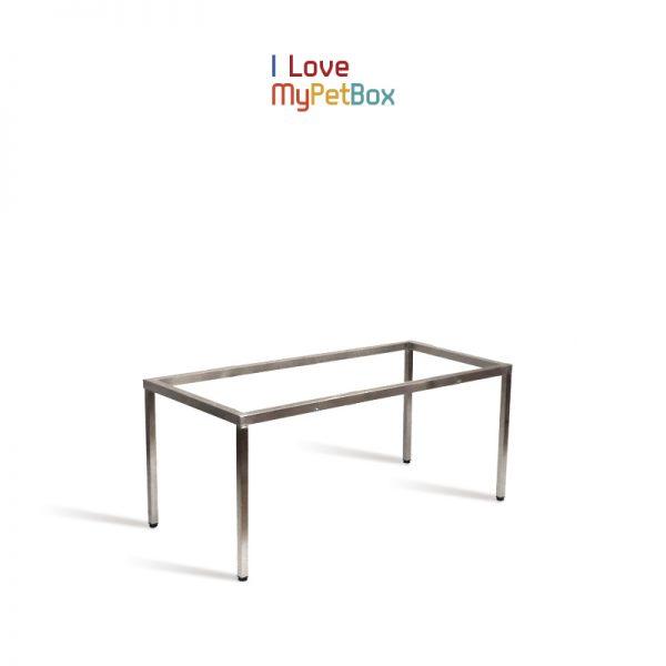 ILoveMyPetBox - base avec 4 pieds