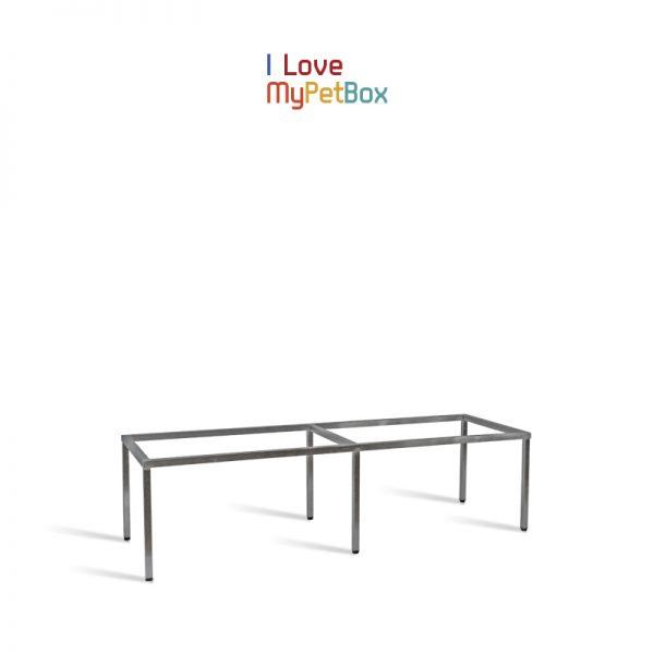 ILoveMyPetBox - base avec 6 pieds